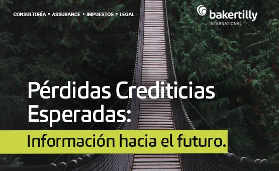 PÉRDIDAS CREDITICIAS ESPERADAS: INFORMACIÓN HACIA EL FUTURO.