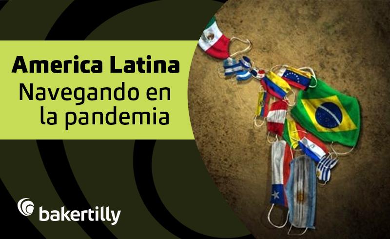 America Latina navegando en la pandemia