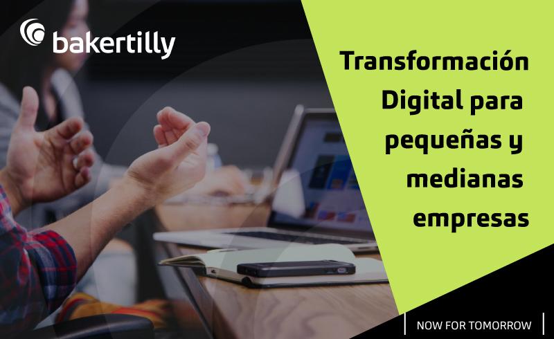 Transformación digital para pequeñas y medianas empresas